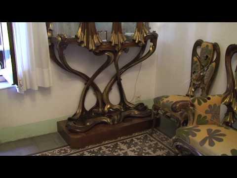 Casa museu Gaudi (Parc Güell)/Gaudi's House in Park Guell HD