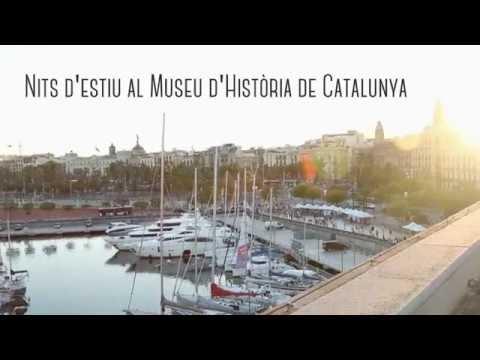 Nits d'estiu al Museu d'Història de Catalunya