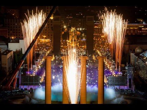 Barcelona Inspira el millor Cap d'Any #Barcelona2015 / Barcelona Inspires the best New Year's Eve