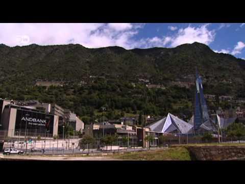 Das Fürstentum Andorra   Euromaxx - Europas Kleinste