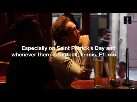 REIALitza't My Bar - Your Irish pub in the center of Barcelona