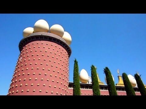 Salvador Dalí museum in Figueres