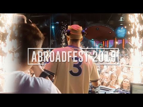 Barcelona Abroadfest 2019 - Tiesto, What So Not, & More / Aaron Idelson