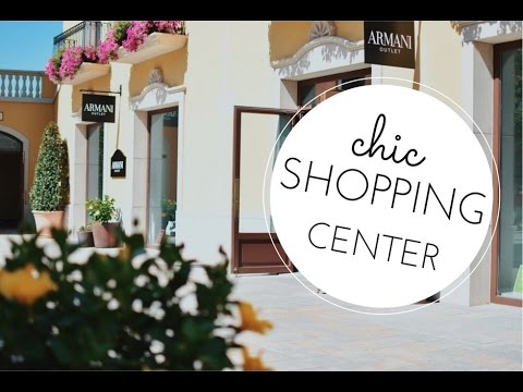 La Roca Village - best shopping outlet [Barcelona]