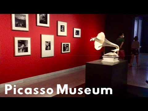 Picasso Museum Barcelona / Museu Picasso - Best Collection of Paintings   Spain