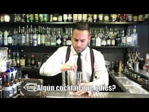 Old Fashioned - Conoce a tu Bartender - Bruno