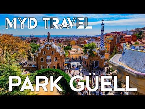 Park Güell / Barcelona, Spanien | MYD Travel - Folge 7 [4K]