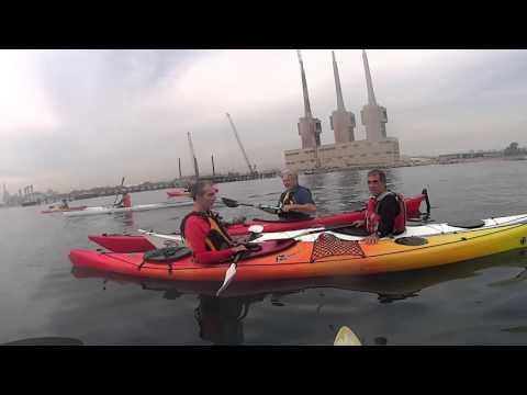Barcelona Kayak