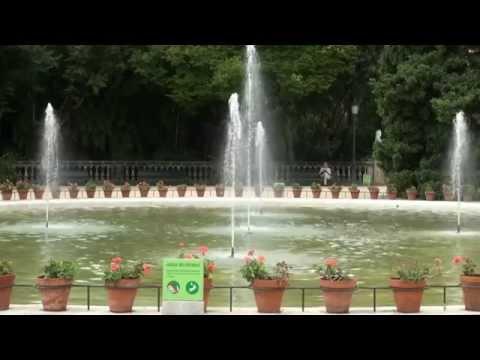 Jardins del Palau de Pedralbes (Barcelona)