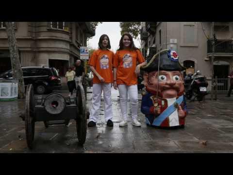 La festa major de la Barceloneta: el canó i molt més