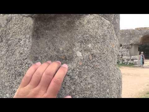 Ancient Greek and Roman Ruins - Empúries, Spain