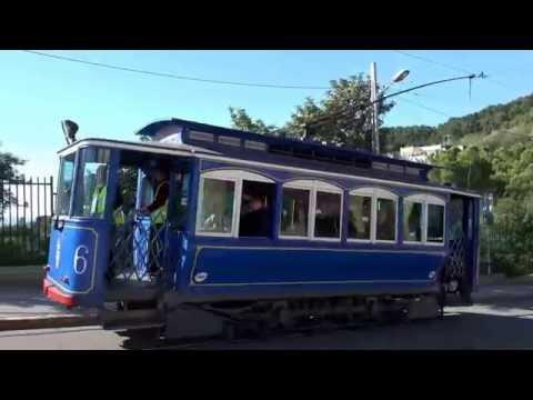 Tramvia Blau, Barcelona