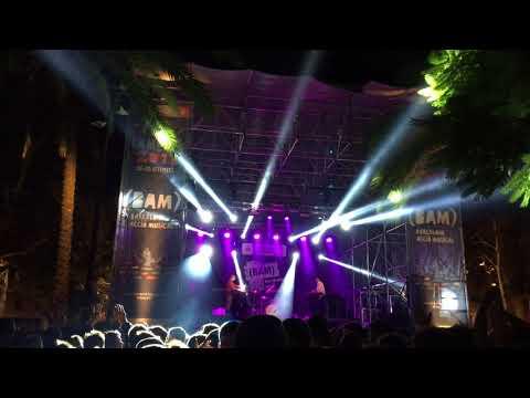 Idiotape @ BAM 2017 (Barcelona) 23-09-2017   Melodie + Sunset Strip