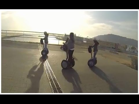 Segway tours in Barcelona - get fun ride today!