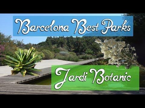 Best Parks in Barcelona, Spain - Jardi Botanic