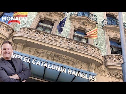 Hotel Catalonia Ramblas, Barcelona, Hotel-Test, Pool und Spa, Städtereise