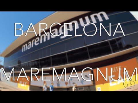 Barcelona - Maremagnum Etc (Stabilised GoPro Hero 4 Silver)