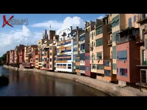 Girona Spain 4K