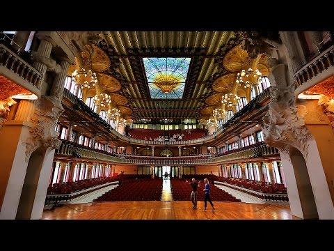 Viking Oceans: Barcelona's Hidden Jewel - Palau de la Música