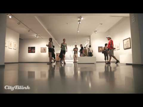 Fundació Joan Miró in Barcelona: a quick tour in HD - CityBlink