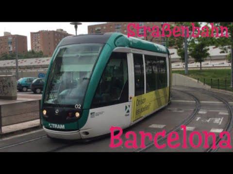 Straßenbahn Barcelona (Tram Barcelona)
