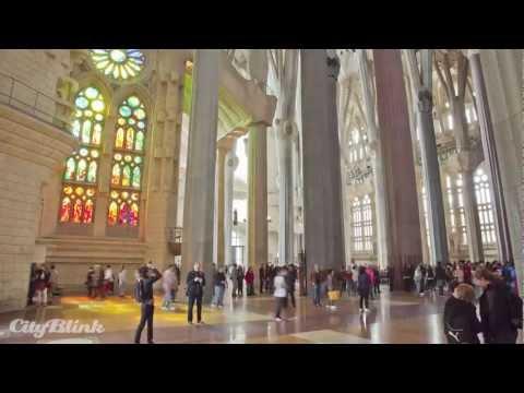 La Sagrada Família in Barcelona: a quick tour in HD - CityBlink