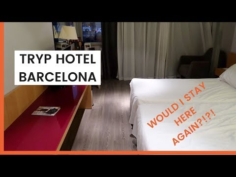 Tryp Barcelona Aeropuerto Hotel Spain | HOTEL REVIEW 2019