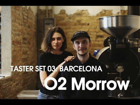 Taster Set 03 Barcelona- Coffee 02 Morrow