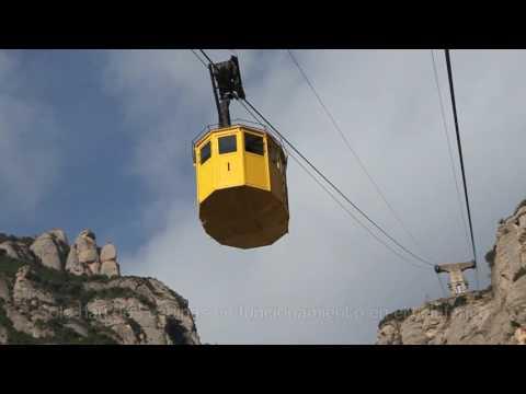 "El Teleférico (""Aeri"") de Montserrat"