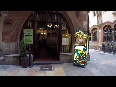 Walking tour Barrio Gotico Barcelona