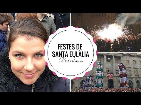 FESTES DE SANTA EULÀLIA in Barcelona | Katalanische Feste und Kultur