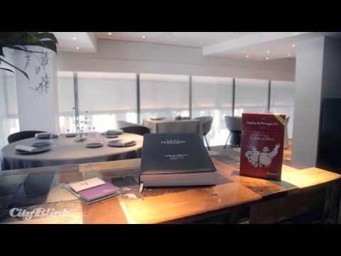 Hotel Ohla Barcelona: a quick tour in HD - CityBlink