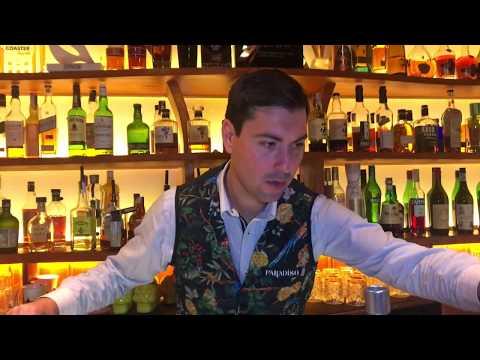 Giacomo Giannotti from Paradiso (Barcelona): The Great Gatsby
