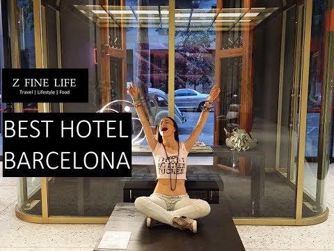 RoomMate Gerard | Best Boutique Hotel In Barcelona La Rambla 2018 IN HD أفضل فندق في برشلونة
