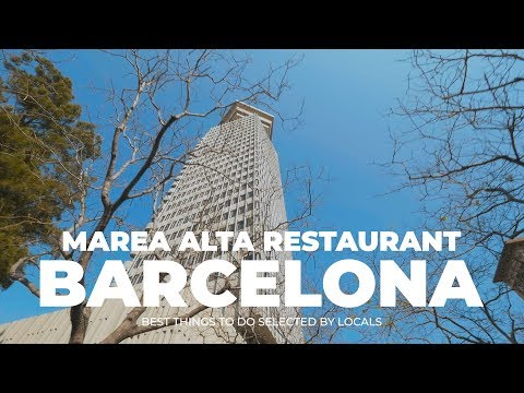 Marea Alta Restaurant - Barcelona, Spain