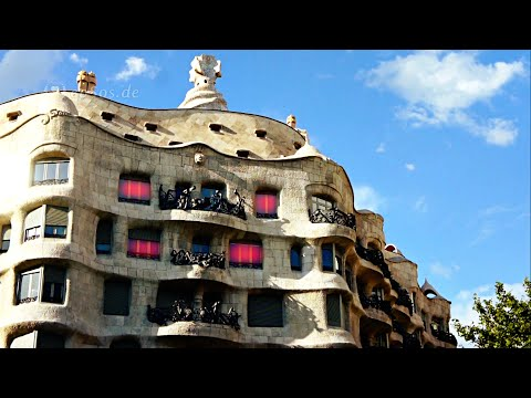 Casa Mila is La Pedrera in Barcelona.