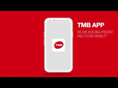 TMB App, quick, easy access to information for your journeys on public transport