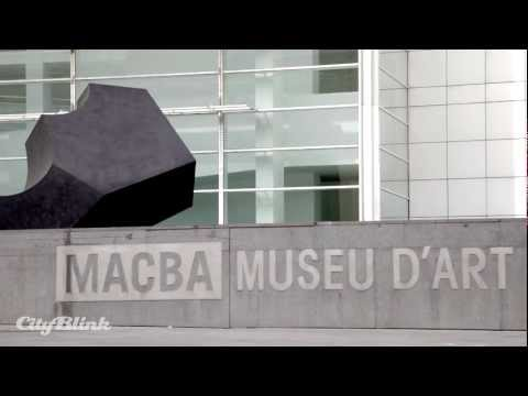 MACBA Museum in Barcelona: a quick tour in HD - CityBlink