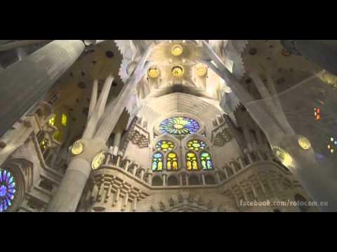 Sagrada Familia - SONY A7RII 4K
