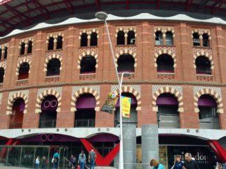 Arenas Einkaufszentrum Barcelona