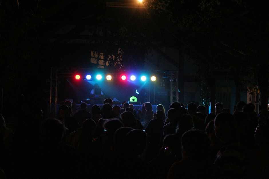 Disco Bühne