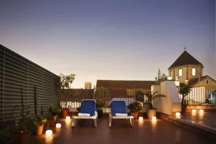 Hotel_Principal_Barcelona_terrace 3
