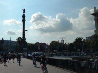Kolumbussäule Barcelona