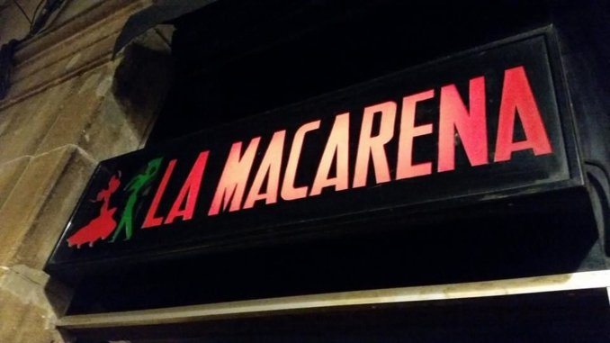 La Macarena Club Barcelona