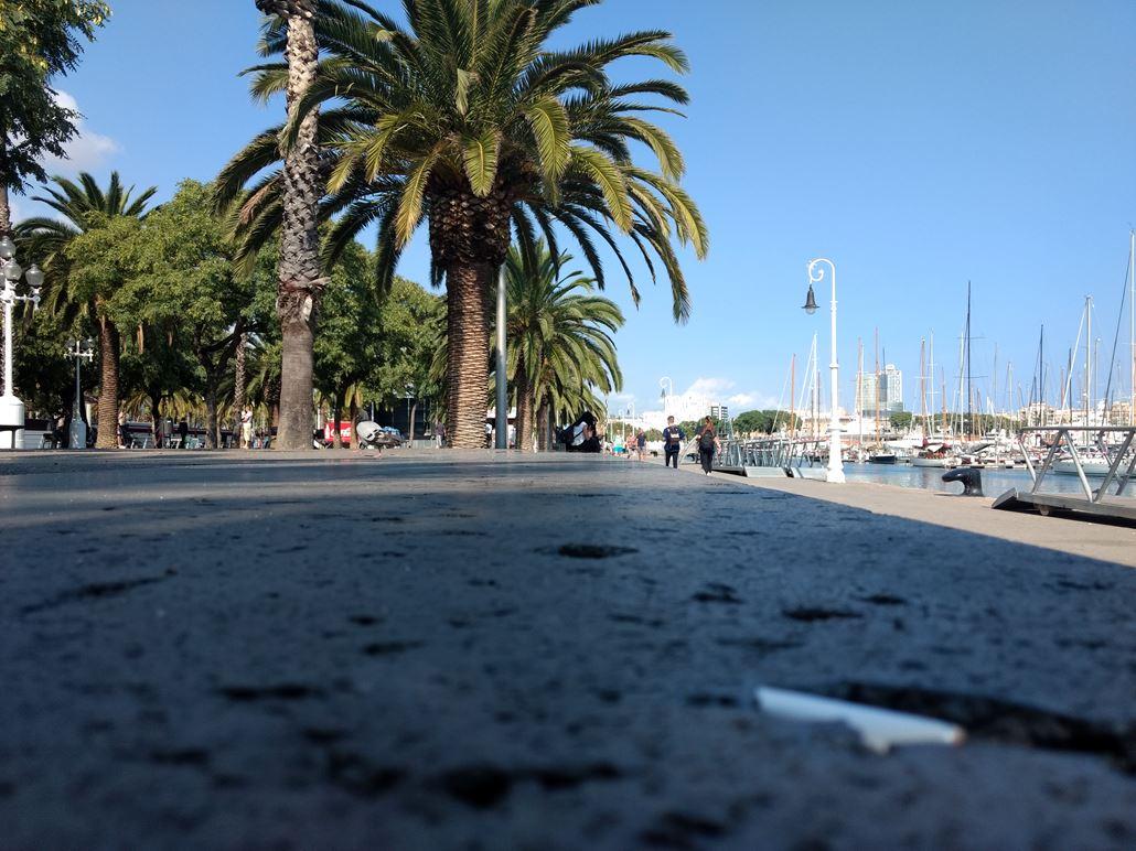 Port Vell Yachthafen Barcelona