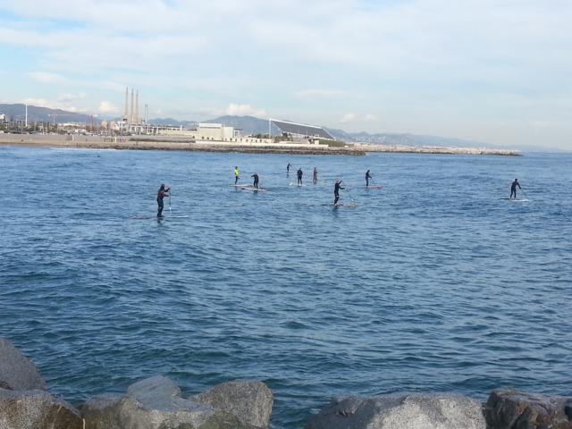Barcelona Wassersport