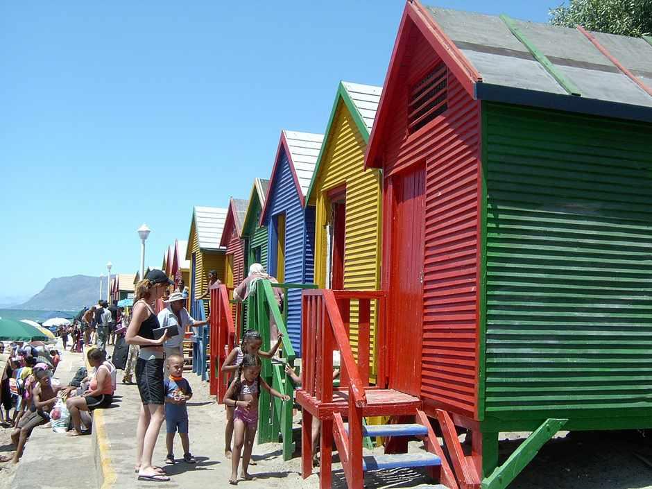 Jugendreisen Strandhäuser