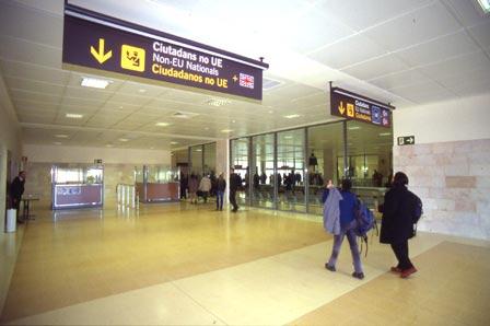 Жирона коста брава аэропорт