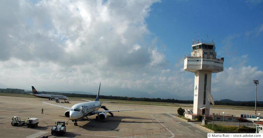 Girona Flughafen