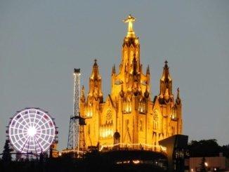 Tibidabo Berg Barcelona